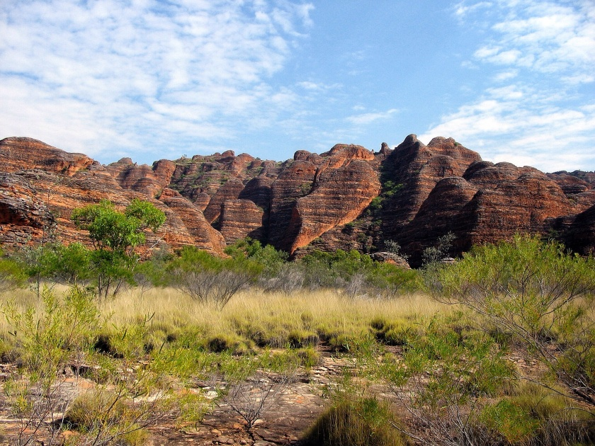 Picanniny Creek Purnululu National Park Bungle Bungles Western Australia