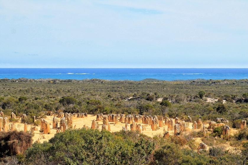 Pinnacles Desert Nambung National Park Western Australia