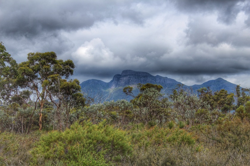 Bluff Knoll Stirling Range National Park Western Australia