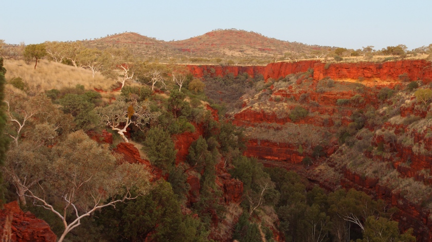 Dales Gorge Karijini National Park Pilbara Western Australia