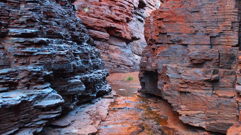 Joffre Gorge Karijini Pilbara Western Australia