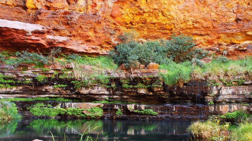 Circular Pool Walhibindamunha Karijini Pilbara Western Australia